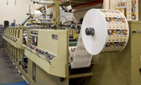 Flexo and CI Press Printing Processes